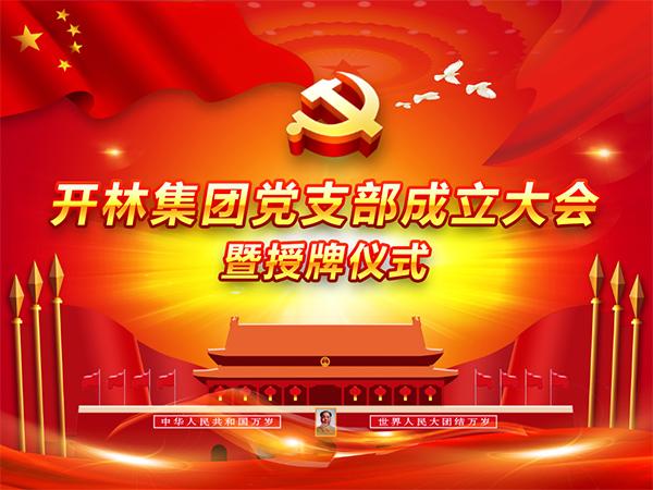 热烈庆祝yabo亚博体育下载集团党支部成立大会暨授牌仪式圆满举行!