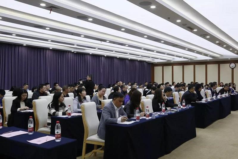 憨牛网受邀参加重庆数字商务产业园签约仪式