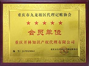 重庆市九龙坡区代理记账协会会员单位