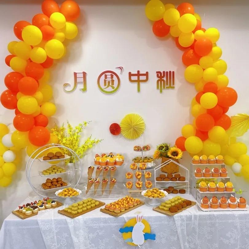 中秋遇国庆丨开林集团祝您月圆人更圆,幸福合家欢!